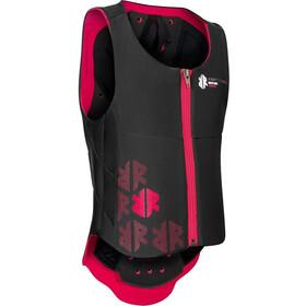 Komperdell Ballistic Vest Protector Kinderen, zwart/roze